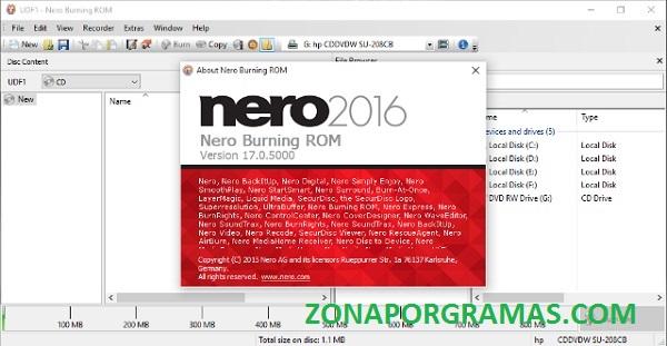 Nero 2016 Lite