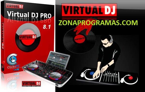Virtual DJ 8.1 Pro