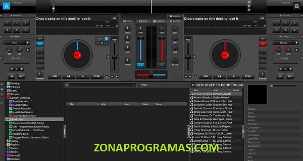 descargar virtual dj
